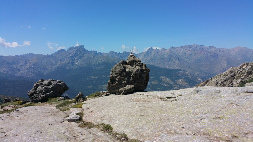 Korsika Tag 1 - Wanderung zum Lac de Nino