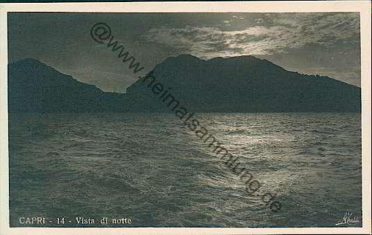 HistorischeAnsichtskartenItalienCampaniCapri