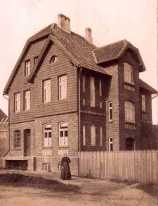 Düh11 145 1900AhrbeckerBäckereiProzhaskaHandschuhfabikMolkerei Westendorf