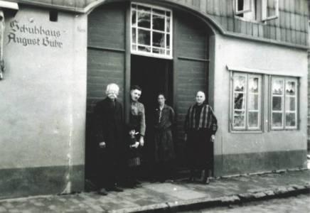 Kuh00 08K 1923 Buhr abgerissenWienholt