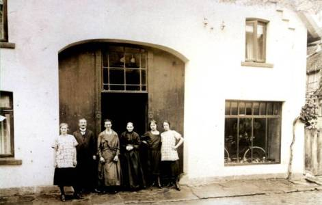 Mar12 040 1933Kastendieck Eßmann LinaverhKorthöberrechtsAlmaverhEßmann