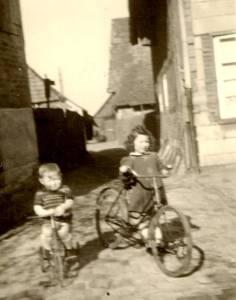 Ohr02 1948UrsulaStackmannverhBerkmannWolfgangStackmann