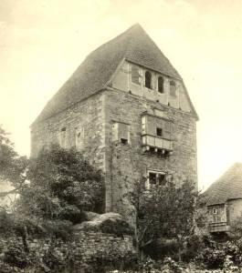 Sch03 122 1903SchlossturmNord