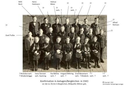 1518 1943 Konfirm Auhagen