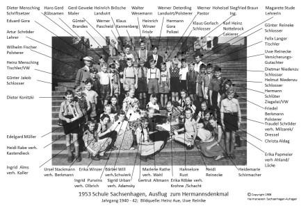 1906 1955 Klasse Sachsenh Hermannsdenkm