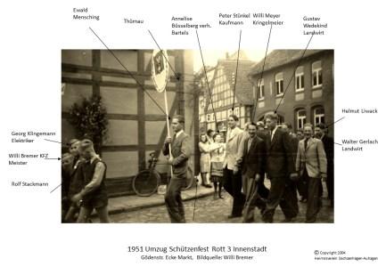 2004 1951 Schützenfest Gödenstr