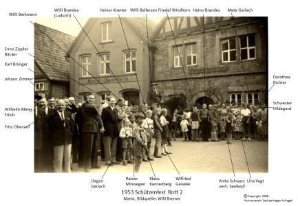 2008 1953 Schützenfest Markt