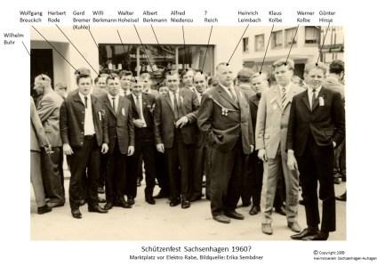 2009 1960 Schützenfest
