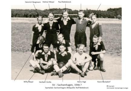 SV Sachsenhagen 1946