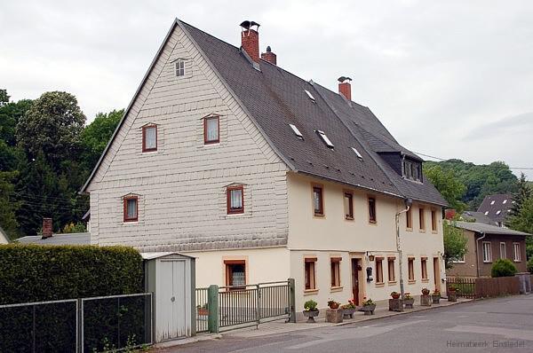 Rosenstraße 8 am 26. Mai 2008