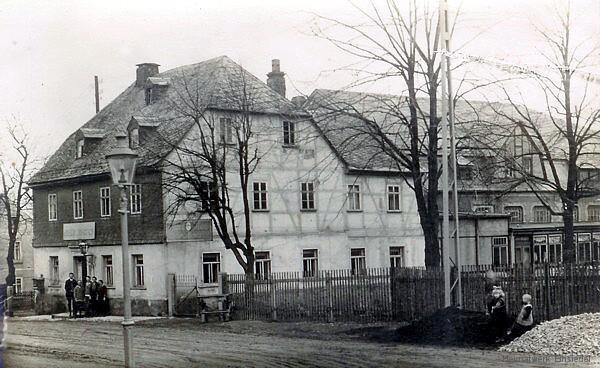 Drei Eichen Einsiedel 1920er Jahre