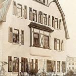 Seydelstraße 14 um 1909