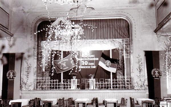 80 Jahre Feuerwehr Einsiedel 1959