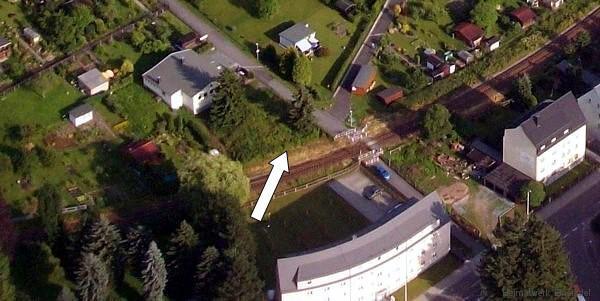 Luftbildaufnahme 12. Juli 2013 (Foto: Eckehard Mühlmann)
