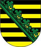 Wappen Sachsen