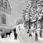 Winterrodelbahn Einsiedel