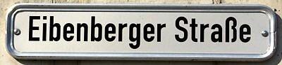 Eibenberger Straße Einsiedel
