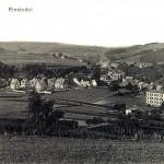 Vor dem Bau der Reichsstraße