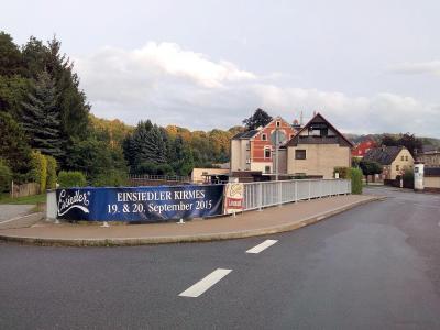 Kirmes in Einsiedel