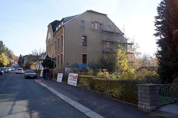 Infostand Anton-Herrmann-Straße 4 am 01.11.15
