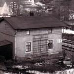"""Der Schrankenwärterposten Nr. 9 der """"Deutschen Reichsbahn Gesellschaft"""""""