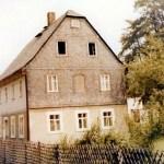 Altes Fachwerkhaus (abgerissen)