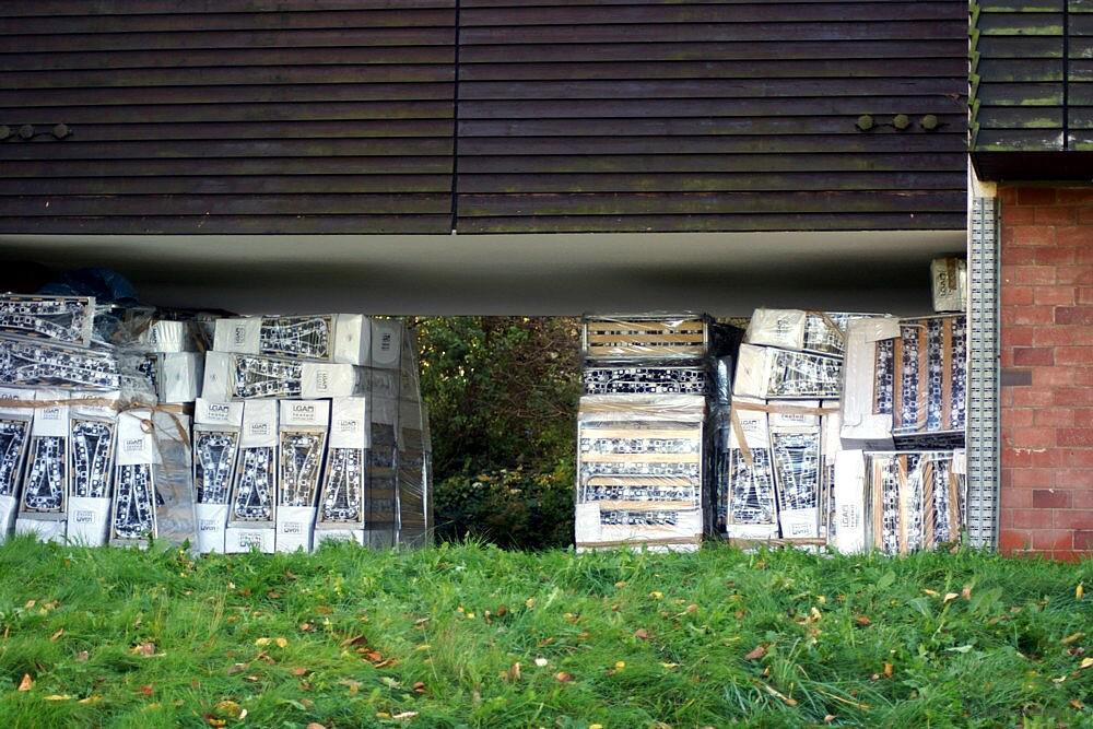 Zaunbau Dittersdorfer Weg 25 in Einsiedel