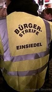 Bürgerstreife Einsiedel