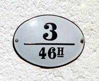 Brandkatasternummer 46 H Einsiedel