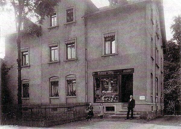 Einsiedler Hauptstr. 82 nach 1914