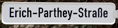 Erich-Parthey-Straße Einsiedel