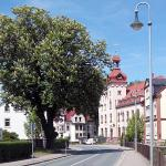 Infostand Einsiedel vor dem Rathaus am 22.05.2016