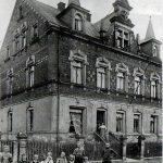 Bäckerei Jung in Einsiedel um 1910