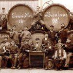 Belegschaft Brauerei Einsiedel 1898