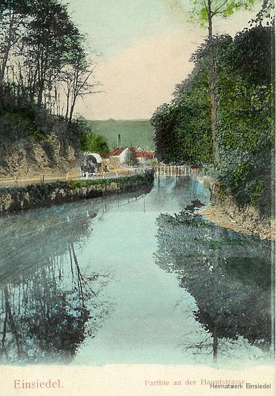 Zwönitz-Knie in Einsiedel 1904