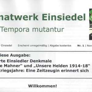 Heimatwerk Einsiedel Print