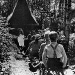 Sommerrodelbahn Einsiedel Bergfahrt
