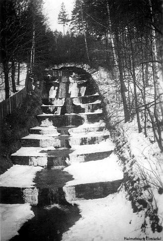 Kaskade Winter 1967