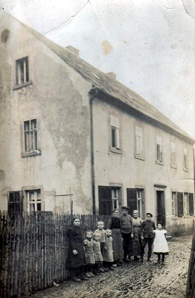 Wohnhaus Am Plan 1 um 1907