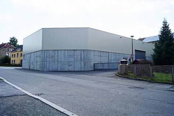 Neue Lagerhalle Einsiedler Brauhaus 2013