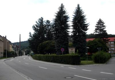 August-Bebel-Platz 20.07.2005