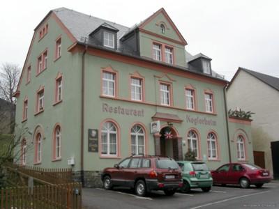 Keglerheim Berbisdorf 2004