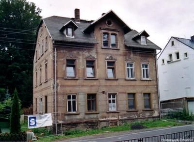 Sanierungsbedürftiges Haus in der berbisdorfer Straße 13 2005