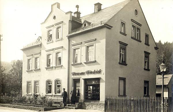 Friedrich-Schuster um 1935