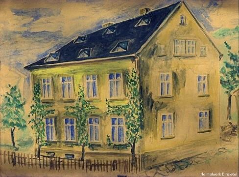 Hösel-Haus Einsiedel 1888-1975