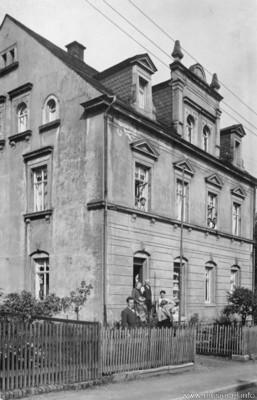 Berbisdorfer Str. 36 um 1930 oder später