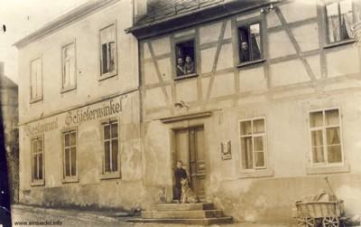 Restaurant Schiefer Winkel Einsiedel