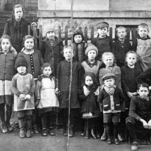 Schieferwinkelkinder 1924