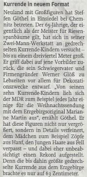 Artikel Freise presse 2014