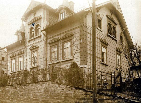 Villa Ottokar Lindner Einsiedel